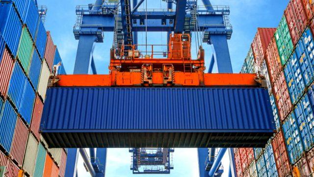 Como funciona o transporte rodoviário decontainer?