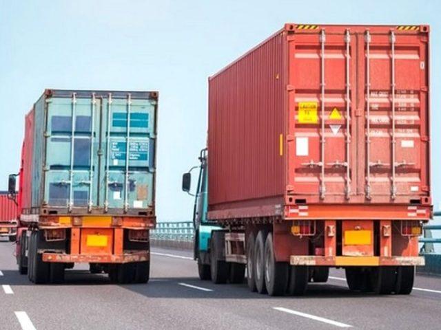 Cargas para importação e exportação