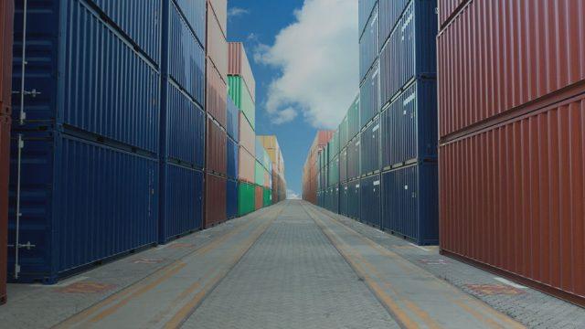 Os tipos de containers para transporte de cargas