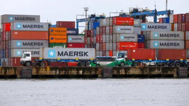 A gigante mundial de transporte de contêineres fala de seus planos para o Brasil